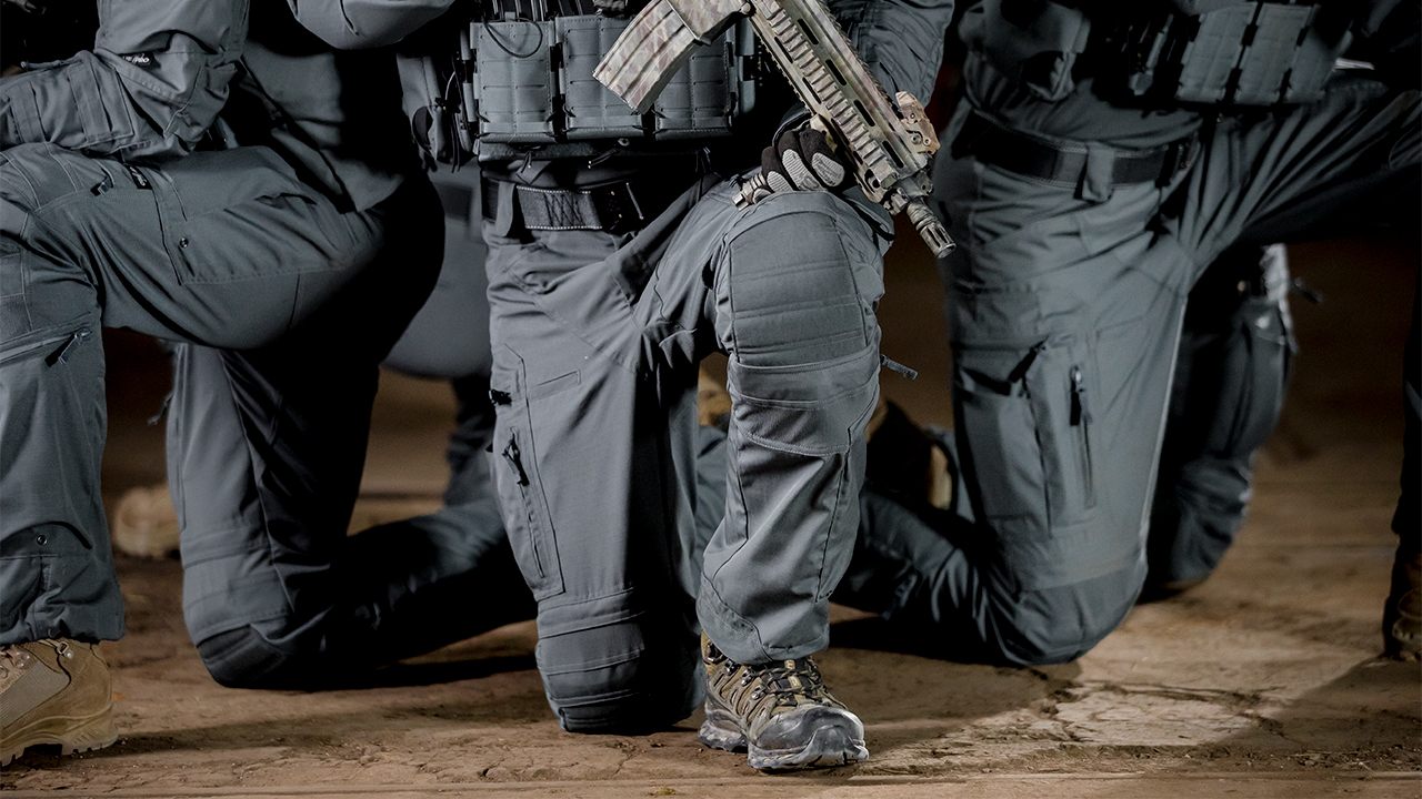Tactical gear protection efficiency can be derived from the Richard Davies Axiom