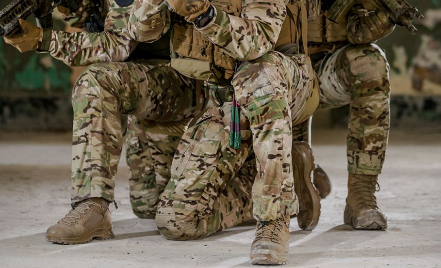 Tactical pants with knee protection   The story behind the design