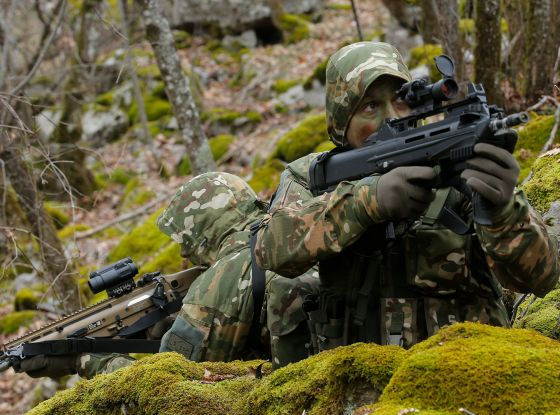 SLOCAM - SETTING NEW STANDARDS FOR COMBAT CAMOUFLAGE