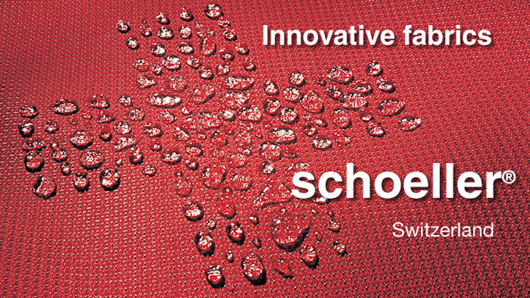 Schoeller® is the manufacturer of high-tech textiles from Switzerland.