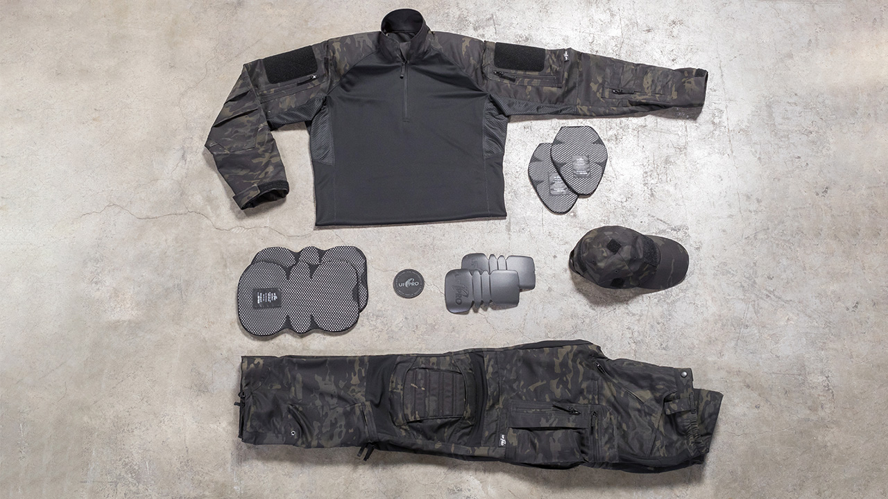 Tactical clothing can blend you into the environment and give you the functional elements needed on your mission.