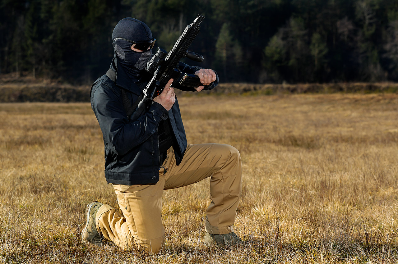 UF PRO tactical pants appeared on the tactical market in 2012.
