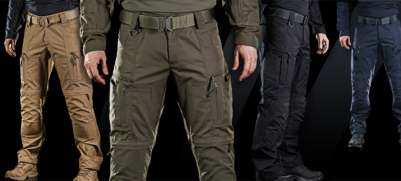 What to look for when buying tactical pants