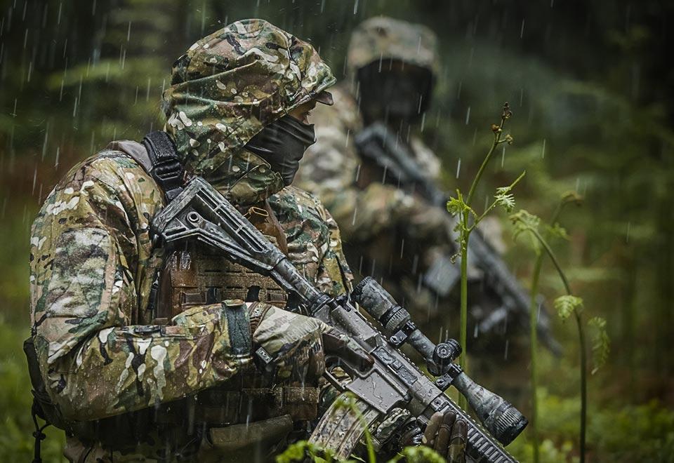 TACTICAL RAIN JACKETS