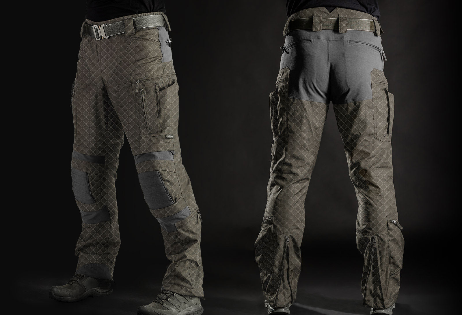 Durable and breathable ripstop blend